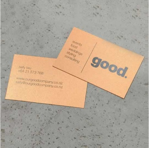 Specialty Stock Copper Sheen - 285gsm