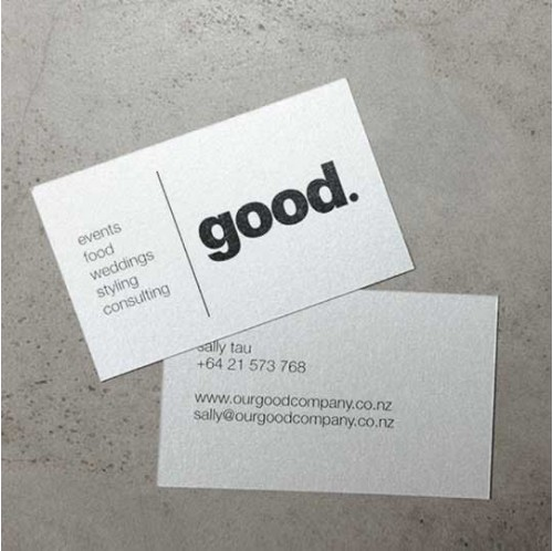 Specialty Stock Silver Sheen - 285gsm