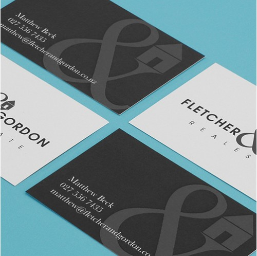 Basic Business Cards - 300gsm