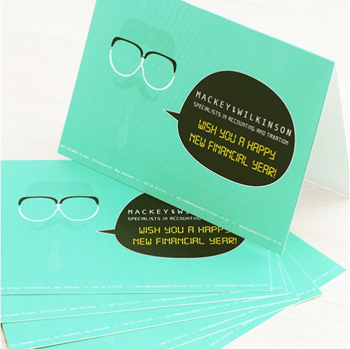 Greeting Cards - Double Sided