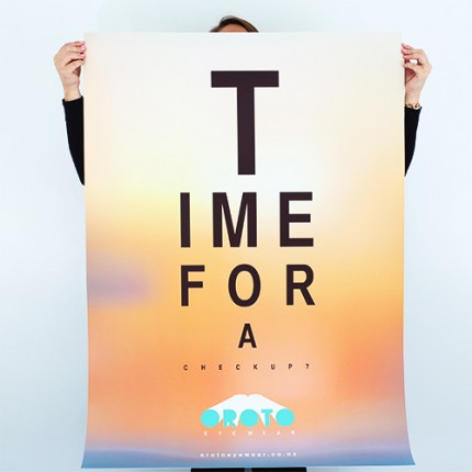 A0 Posters - 841 x 1189