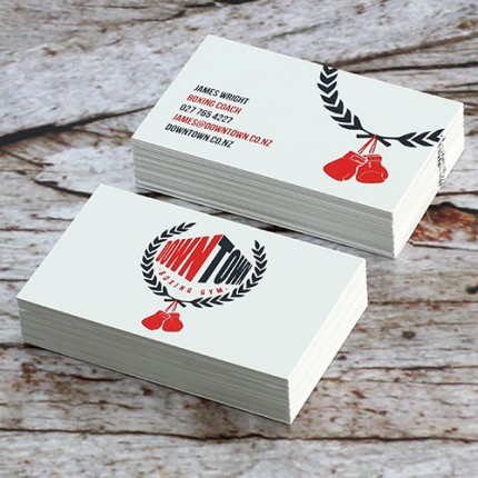 Premium Business Cards - 350gsm
