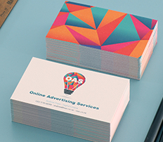 Digital printing printing the print company brochures business cards reheart Image collections